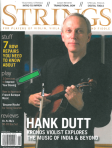 Bowing Techniques, Strings