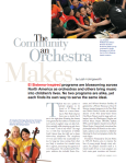 The Community an Orchestra Makes, Symphony