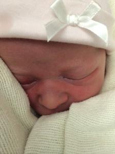 Hannah Grace, precious daughter
